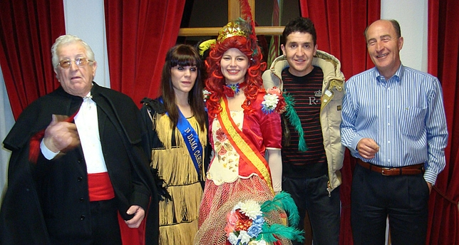 Pregón del Carnaval de Cebreros
