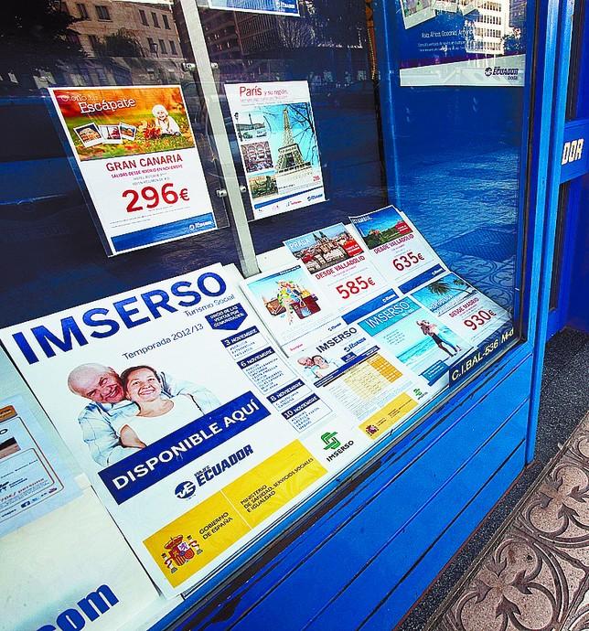 cliente primero diseño de variedad sombras de Los viajes del Imserso disponen aún de 714 plazas libres ...
