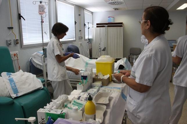 El hospital de día médico-quirúrgico se traslada a la cuarta ...