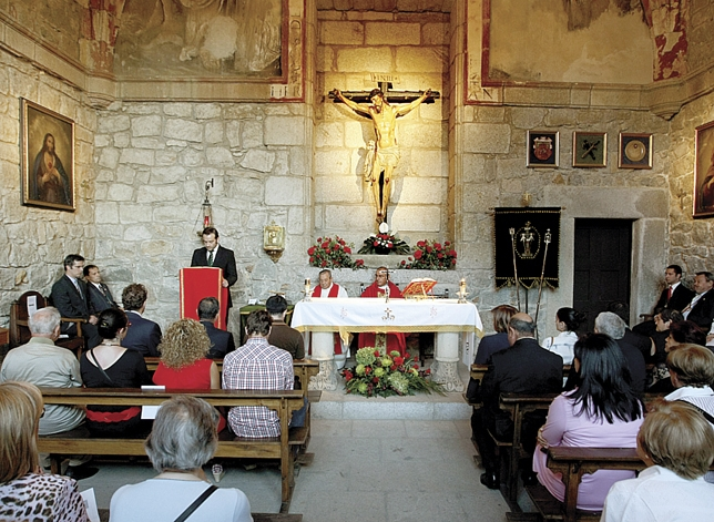 Celebración del Patronato de la Santa Vera Cruz. Antonio Bartolomé