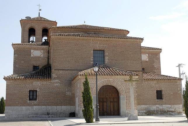 Iglesia de Hornillos de Eresma