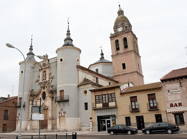Iglesia de la Asunción de Rueda