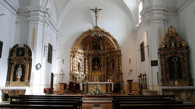 Iglesia de San Pedro en Serrada