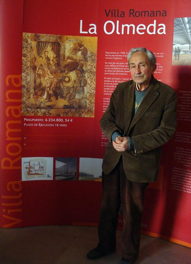Javier Cortes, descubridor de la 'VRO'. ICAL