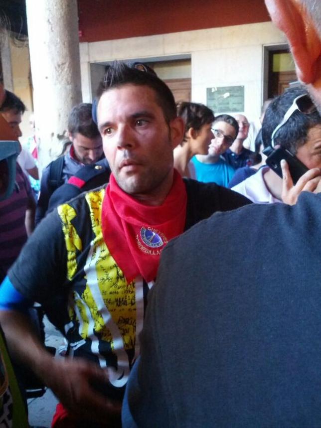 David Rodríguez es el ganador del Toro de la Vega.