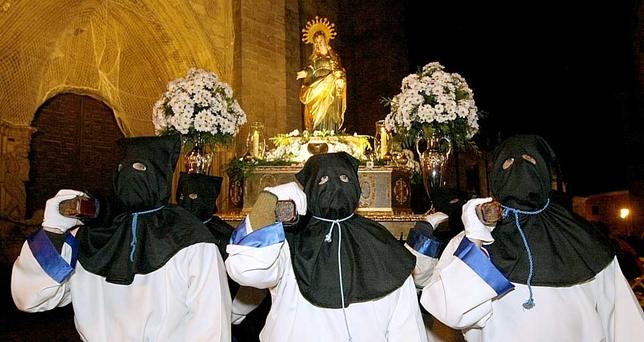 Procesión del Miserere. David Castro