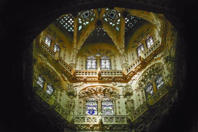 Resultado de imagen de cimborrio catedral de burgos