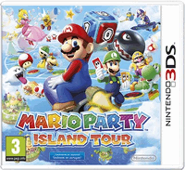 Llega En Unos Dias Mario Party Island Tour Diario De Avila