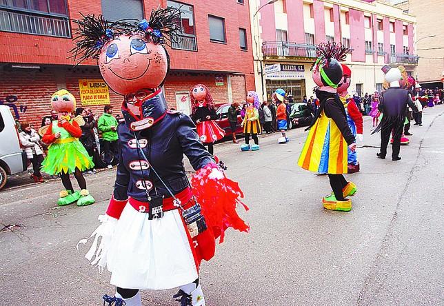 Resultado de imagen para los carnavales en Aranda de Duero