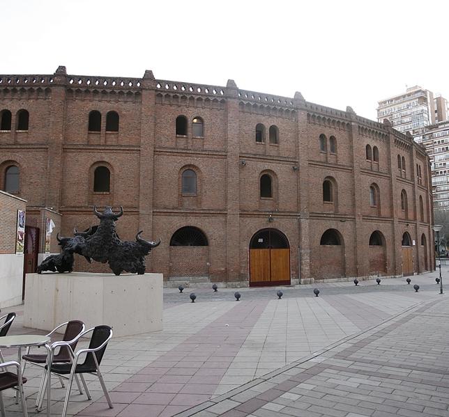 Plaza de Toros de Valladolid.