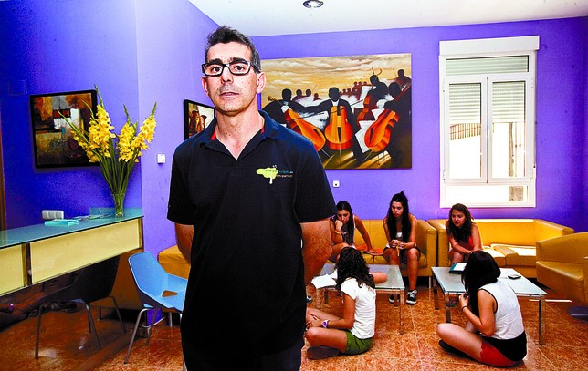 Un Albergue Para Gente Activa Noticias Diario De Burgos