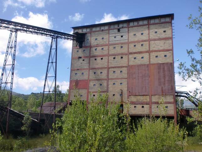 Barruelo de Santullán fue una de las localidades mineras más prósperas de la provincia.