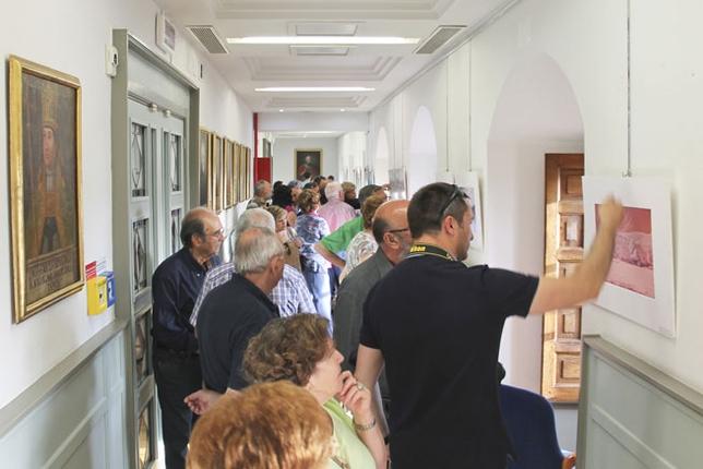 Exposición fotográfica de Francisco Bermejo en Toledo