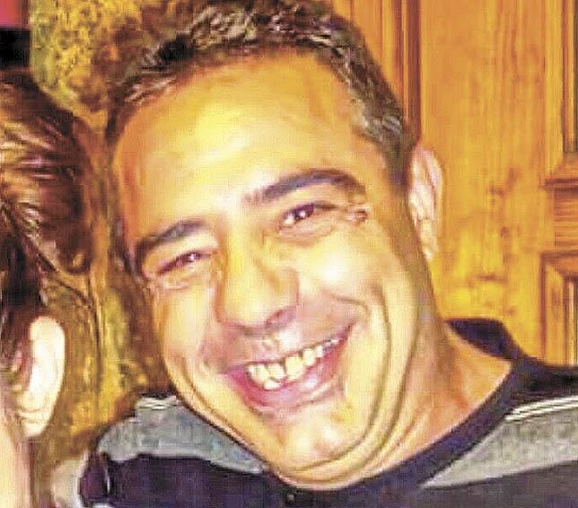 Ángel Trapote, 'Tato'.