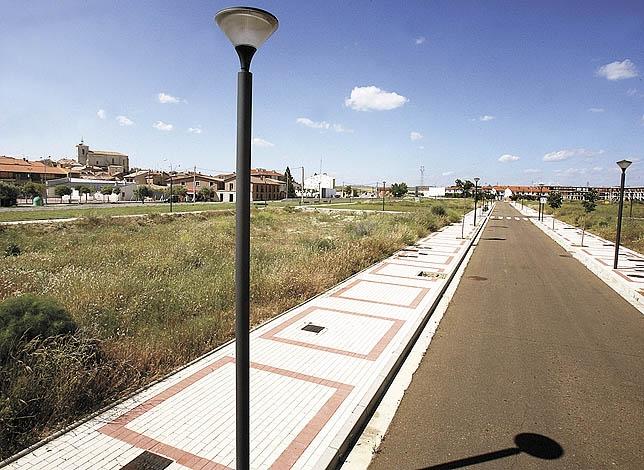 8a18bebe5f Villalobón confirma la financiación para el colector con Palencia - Foto  dp