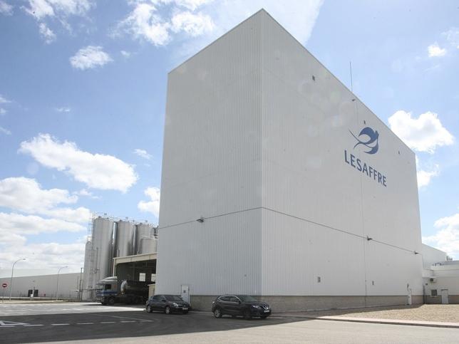 Factoría de Lesaffre.