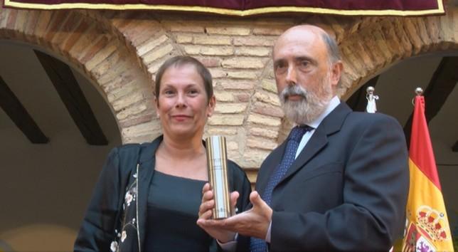 Homenaje al antropólogo Francisco Etxeberria