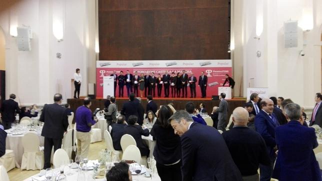 Entregados los premios Pyme CLM