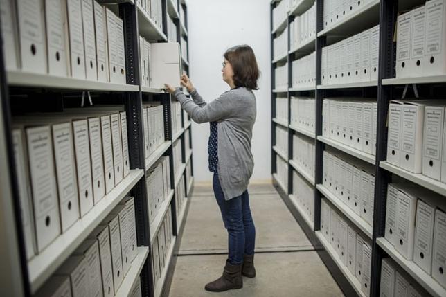 Archivo General Universitario de la UCLM /Fotos Pablo Lorente