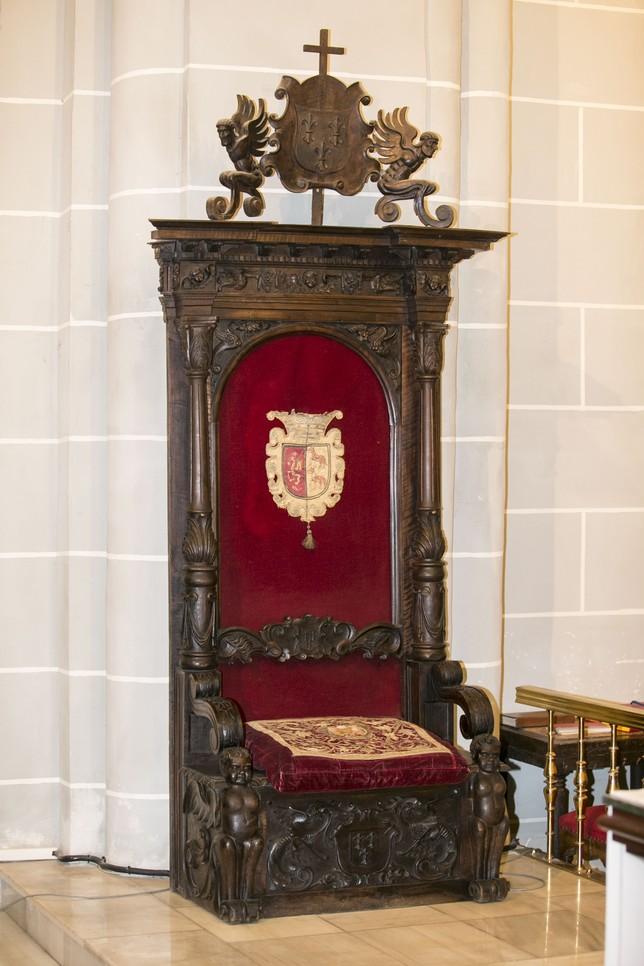 Sede episcopal vacía