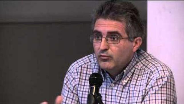 Alberto Labarga, concejal de Participación ciudadana de Pamplona