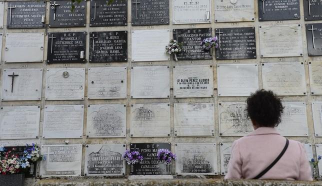 Estado actual del Cementerio de San José, construido a comienzos del siglo XX.