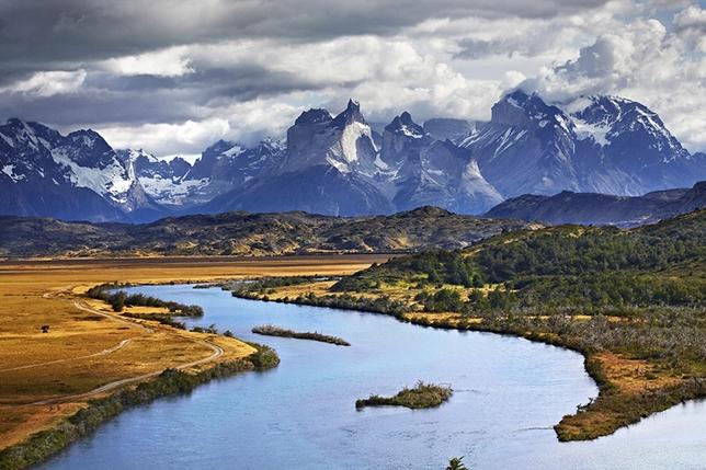 Argentina y chile, los lugares perfectos para disfrutar de la naturaleza extrema Matt Munro