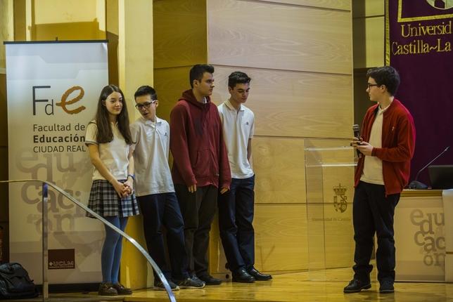 Los jóvenes proponen su ciudad