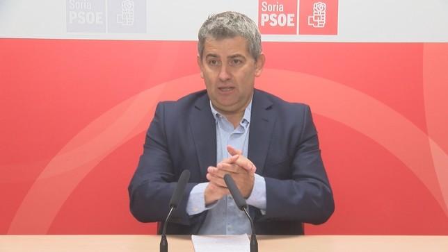 Javier Antón, nuevo candidato