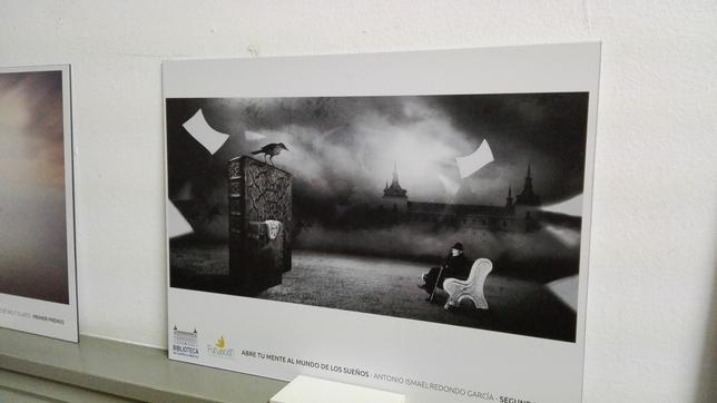 Antonio Ismael Redondo García ha ganado el segundo premio de fotografía por su instantánea 'Abre tu mente al mundo de los sueños'.