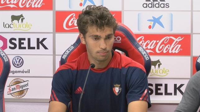El exovetense Lucas Torró habla del Sporting
