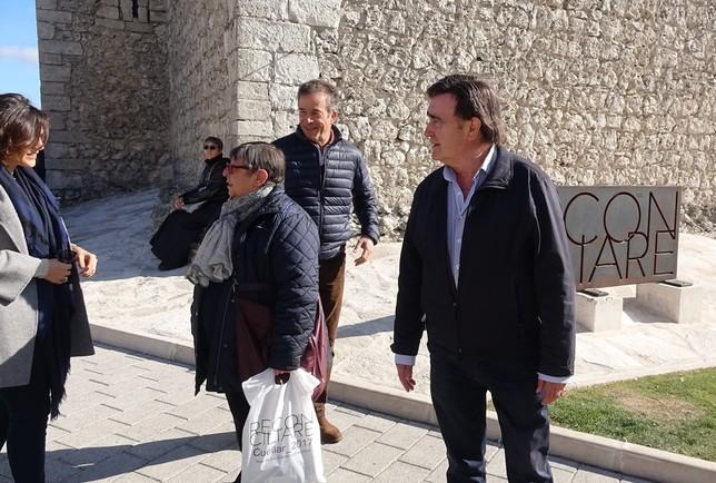 Una visita ducal a 'Reconciliare'