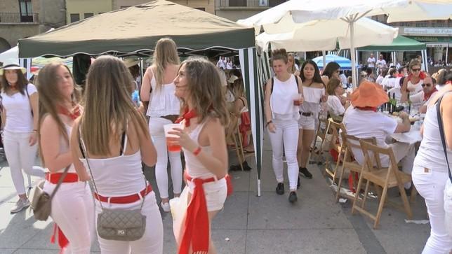 Estella celebró sus IX fiestas de la Juventud
