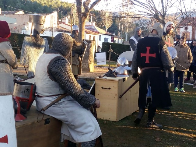 Templarios en el Duero