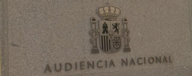 Sede de la Audiencia Nacional en Madrid Natv