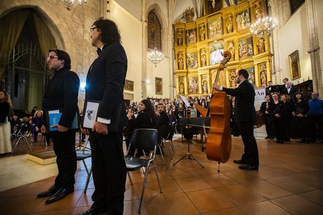 Gloria para los oídos Rueda Villaverde