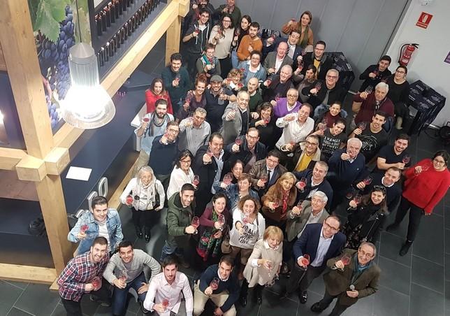 La DO Cigales celebra la llegada de la nueva añada