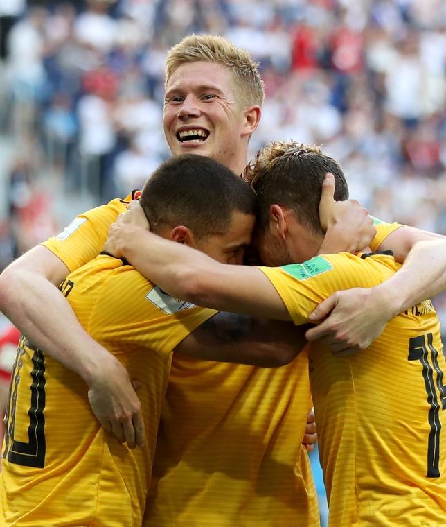 Small Final Belgium vs England