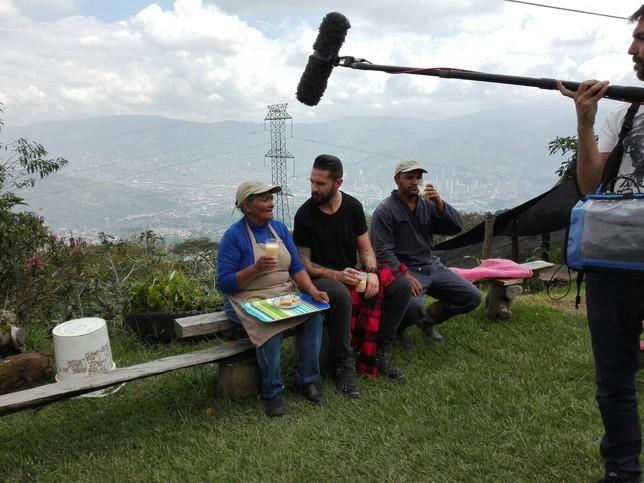 Javier Peña comienza una nueva aventura televisiva