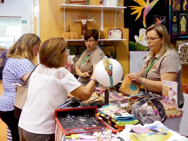La Feria de Artesanía reunió a 24.000 visitantes