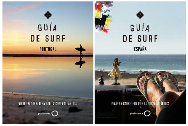 Guías para los surferos. Costas Española y portuguesa