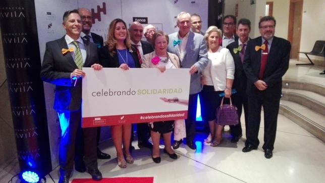 80.000 euros de apoyo a proyectos solidarios en Ávila