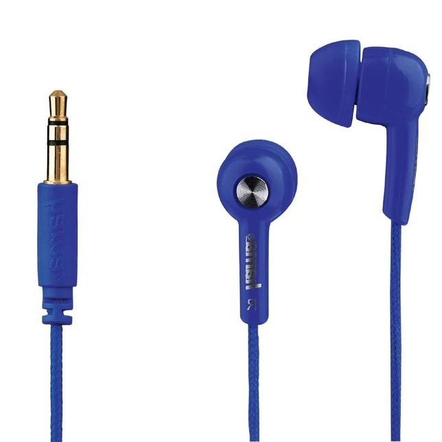 Un diseño atractivo en los nuevos auriculares de HAMA