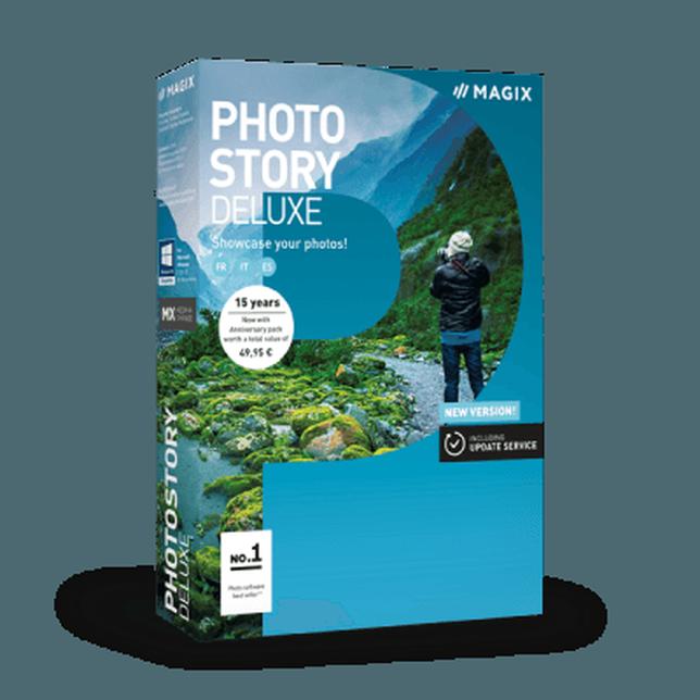 Nuevo PhotoStory Deluxe
