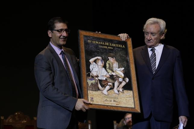 Del Olmo defiende la zarzuela como «un arte que nunca muere»