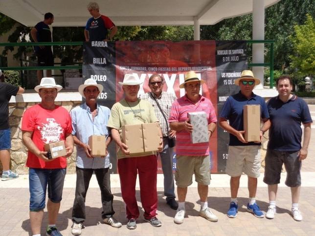 Huete puso el broche de oro a los Juegos Tradicionales