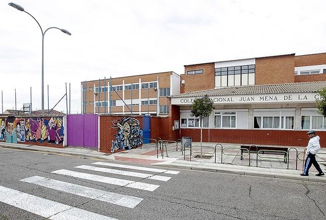 """Tres colegios desarrollarán medidas contra la segregación Ã""""scar Navarro"""