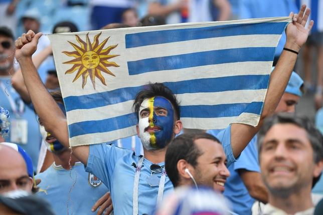 Round of 16 Uruguay vs Portugal