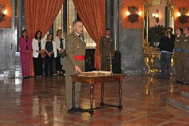 Ruiz Olmos Nuevo Jefe De San Marcial Noticias Diario De Burgos