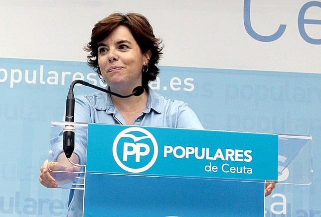 Cospedal trabaja con Casado para vencer a Santamaría Reduan Dris Regragui